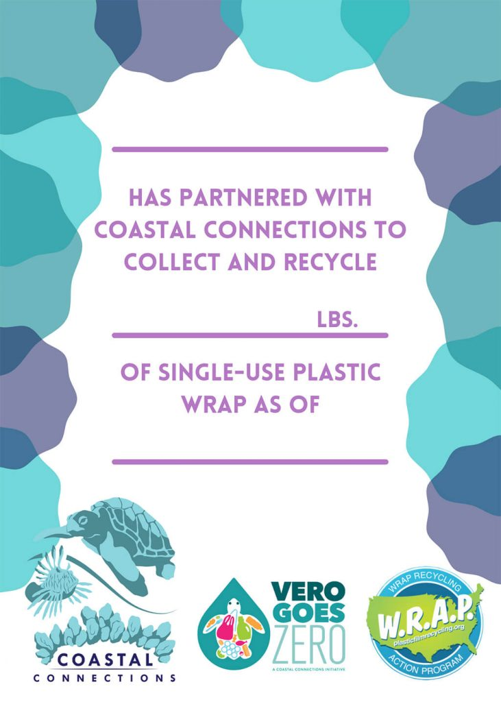 Coastal Connections WRAP Recycling