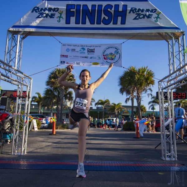 Coastal Connections Tipsy Turtle 2 Mile Race